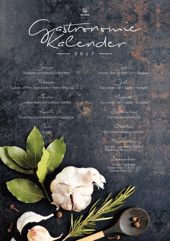 Gastronomie Kalender-thumbnail