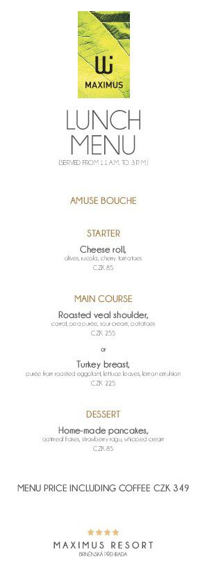 Lunch-menu XI-thumbnail