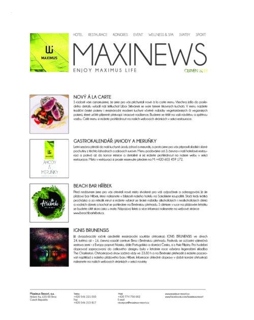 Maxinews cerven - web