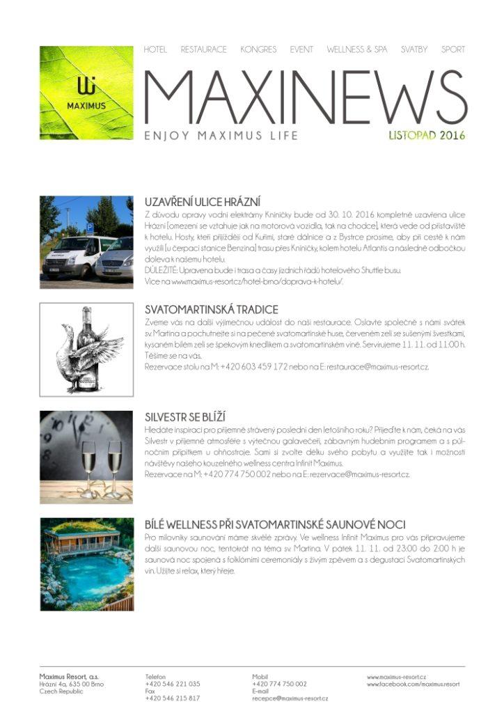 Maxinews listopad