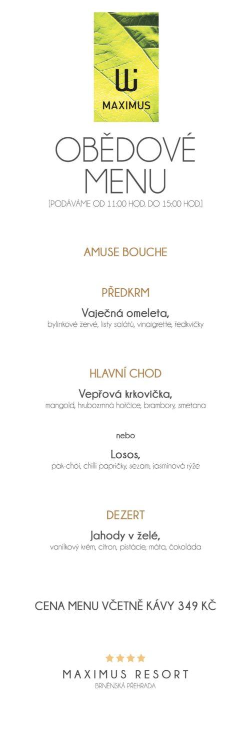 Oběd.menu X.