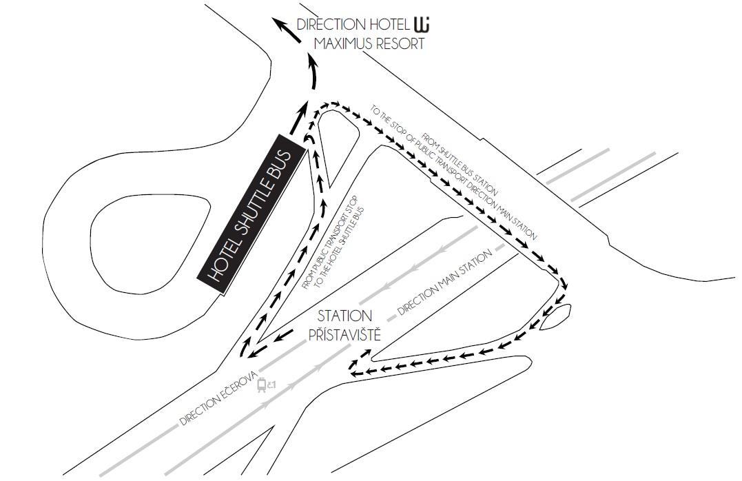 mapka Přístaviště EN
